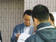 J-Sports村上さん