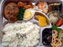 スタッフ弁当/唐人町商店街の「いも畑」弁当は美味しいです!