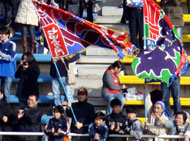 サニックス大漁旗