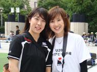 左から吉田さんと野口さん