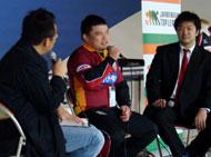 九州電力の中村選手