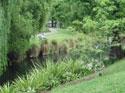 街中にも川と緑