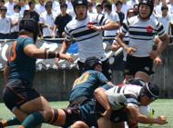 東福岡高校vs筑紫高校