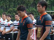 優勝:東福岡高校
