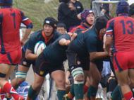 東福岡高校vs長崎南山高校