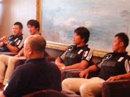 冨岡さん、吉田さん、斉藤さん、淵上さん