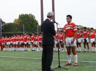 3位表彰 福岡高校