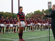 3位表彰 小倉高校