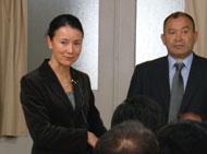 中澤ジュリアさん