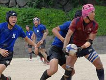 次郎丸中学校vs城南中学校