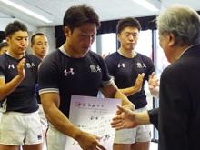 2位熊本県森重隆副会長